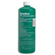 Meda Pharma Spa Betadine 10% Soluzione Cutanea Flacone 1 Litro Soluzione Alcoolica