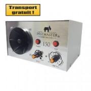 Aparat industrial cu ultrasunete impotriva rozatoarelor pasarilor si insectelor - Pestmaster I50