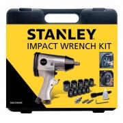 Stanley Pistola pneumatica Stanley con kit per compressore aria