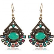Sanaa Creations Fashion Multi Color Dangle Drop Earring For New Year Special offer Women/Her/Girls/Mother/Sister