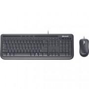 Microsoft Sada klávesnice a myše Microsoft WIRED DESKTOP 600, černá
