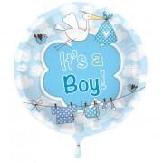 Folat Folie ballon jongen geboren