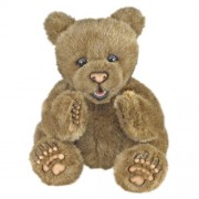 Tiger Electronics FurReal Friends Luv Cub: Brown