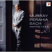 Murray Perahia - Bach: Partitas Nos. 1, 5 & 6 (0886975656028) (1 CD)