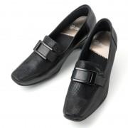 ビューフォート バックルベルトデザインシューズ【QVC】40代・50代レディースファッション