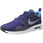 Nike Men's Air Max Tavas Loyal Blue, White, Bl Lagoon and Blk Running Shoes -9 UK/India (44 EU)(10 US)