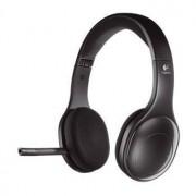 Casti Logitech Over-Head H800 Wireless Black