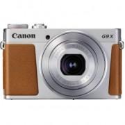 Canon PowerShot G9 X Mark II 20.1MP 1 CMOS 5472 x 3648Pixels Bruin, Zilver