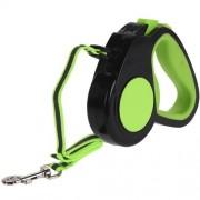 Lesă pentru câini Pet guide, verde, 3 m