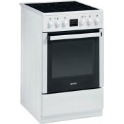 Стъклокерамична готварска печка Gorenje EC55325AW