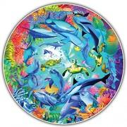 Round Table Puzzle - Underwater World