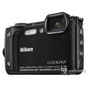 Aparat foto Nikon Coolpix W300 Holiday kit, negru