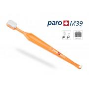 Periuta de dinti Paro M39 medium cu cap pentru interspatii #716
