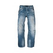 Jack & Jones - Boxy Powel JJ 579 Jeans Werkjeans - Denim - Size: W34/L32
