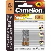 Acumulatori Camelion R3(AAA) 1100 mAh, Ni-Mh 1.2V set 2 bucati