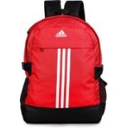 ADIDAS BP POWER III M 23 L Laptop Backpack(Red, Black)