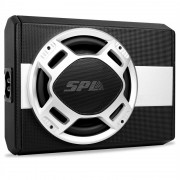 "SPL Bassbox passivo plano 25cm (10"") Subwoofer 600W"