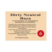 Inawera - Dirty Neutral Baza 6mg - 100 ml