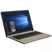Лаптоп Asus X540UA-DM032, Intel Core i3-6006U (2.0GHz, 3MB), 15.6 Full HD (1920x1080) LED AG, Web Cam, 8GB, HDD 256GB SSD, 90NB0HF1-M04230