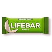 Lifebar Baton cu Mere Raw Bio Lifefood 47gr