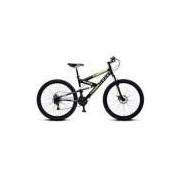 Bicicleta Colli Dupla Susp. Kit Shimano 21 Marchas Aro 29 Freio À Disco - 229.16d