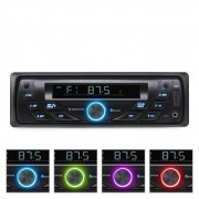 MD-140-BT Auto-Rádio MP3 USB RDS SD AUX Bluetooth4x75Wmax