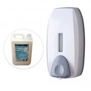Dispensador de gel de manos en espuma 750ml