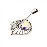 Wisiorek srebro kryształy Swarovski W 1644 : Kolor - Crystal AB
