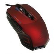 Mouse, Omega CMM293RD, 7D, Gaming, USB, Black-Red