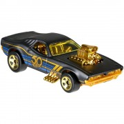 MASINUTA HOT WHEELS 50TH ANNIVERSARY RODGER DODGER - MATTEL (FRN33)