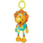 Бебешка плюшена, музикална играчка - лъв, 1352 Babyono, 9070180