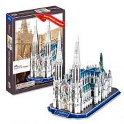 St. Patricks Cathedral 3 D Puzzle 117 Pieces