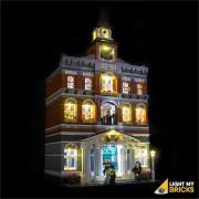 LIGHT MY BRICKS Kit for 10224 Town Hall