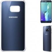 Samsung - EF-QG928MBEGWW - Custodia Samsung EF-QG928MBE - Glossy Cover S6 Edge+ - Nero