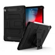 "Spigen SGP Tough Armor Tech Apple iPad Pro 11"" (2018) Black hátlap tok"