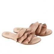 Apple of Eden Volant-Flats, 41 - Nude