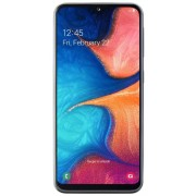 "Telefon Mobil Samsung Galaxy A20e, Procesor Octa-Core 1.6GHz/1.35GHz, PLS TFT LCD Capacitive touchscreen 5.8"", 3GB RAM, 32GB Flash, Camera Duala 13+5MP, Wi-Fi, 4G, Dual Sim, Android (Negru) + Cartela SIM Orange PrePay, 6 euro credit, 6 GB internet 4G, 2,0"