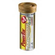 PowerBar 5 Electrolytes Sportvoeding met basisprijs Lemon Tonic Boost met cafeïne, 10 Tabs goud/zilver 2018 Sportvoeding