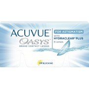 ACUVUE OASYS for ASTIGMATISM - 6 lenzen