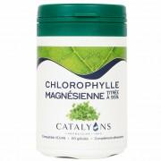 Catalyons Chlorophylle magnésienne - Pot de 60 gélules