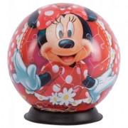 Puzzle 3D Minnie Mouse, 72 piese, RAVENSBURGER Puzzle 3D
