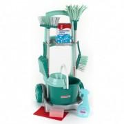 Klein Zestaw do sprzątania Wózek do sprzątania Leifheit z akcesoriami 6562