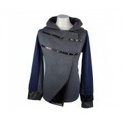 """Dishonored 2 Hoodie """"Corvo`s Stealth Outfit"""", S"""