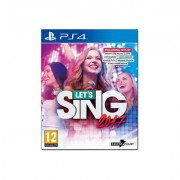 Blue City Let's Sing 2017 PS4