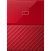 """HDD extern WD My Passport 1TB, 2.5"""", USB 3.0, Rosu"""