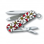 Briceag Victorinox Classic Edelweiss 0.6203.840