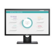 Dell E2318H 23 quot;, IPS, FHD, 1920 x 1080 pikslit, 16:9, 5 ms, 250 cd/m², must, DP