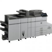 MFP, SHARP MX-M754N 75 PPM, Laser, Fax, Duplex, 320 GB HDD, 3 GB RAM, PCL 6, Adobe PostScript 3, OSA (MXM754NEU)