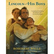 Lincoln and His Boys, Paperback