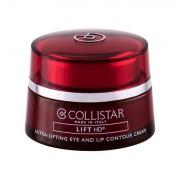 Collistar Lift HD Ultra-Lifting Eye and Lip Contour crema contorno occhi per tutti i tipi di pelle 15 ml